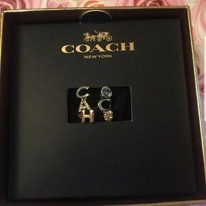 New Coach Ring Set